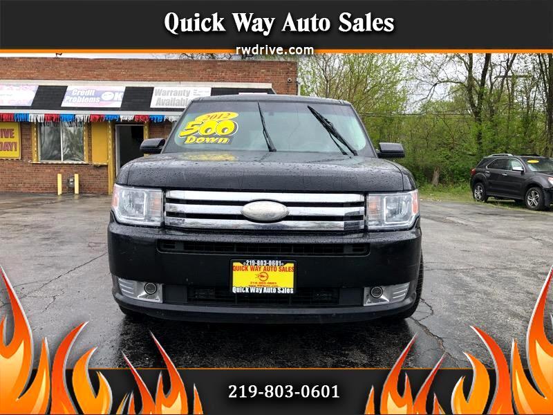 2012 Ford Flex SEL AWD