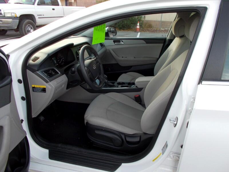2016 Hyundai Sonata Limited 2.4L