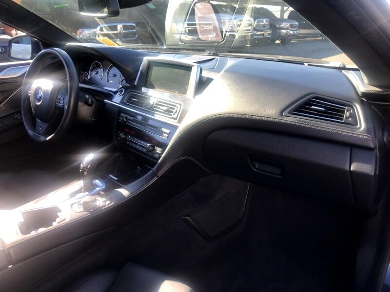 BMW 6-Series 650i Coupe 2012