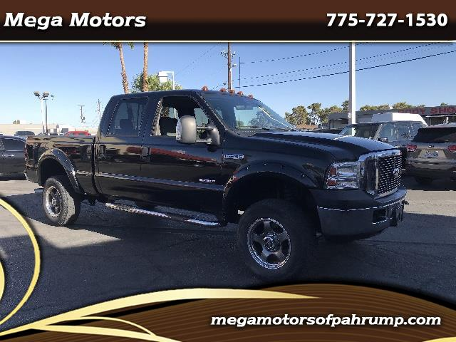 2006 Ford F-350 SD FX4 SuperCab 4WD