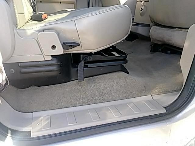 2008 Ford F-250 SD FX4 Crew Cab