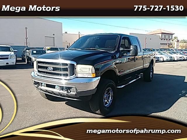 2003 Ford F-350 SD Lariat Crew Cab Long Bed 2WD