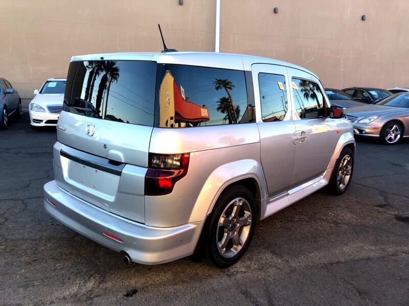 2010 Honda Element SC 2WD AT with Navigation System