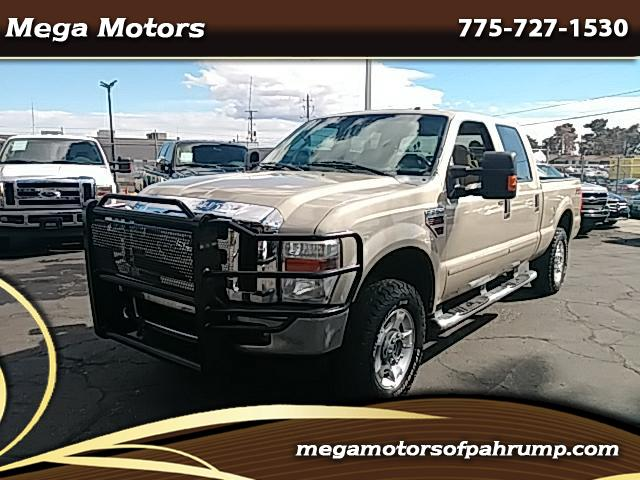 2010 Ford F-250 SD Cabela Crew Cab Long Bed 4WD