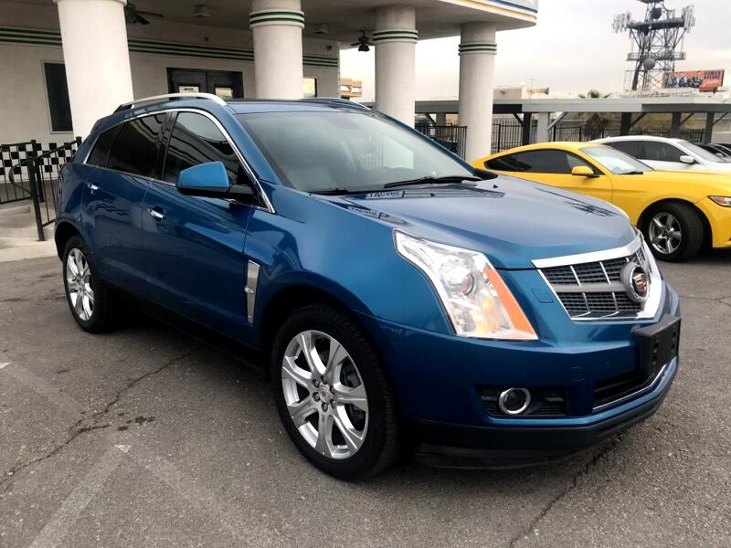 Cadillac SRX Performance Collection 2010