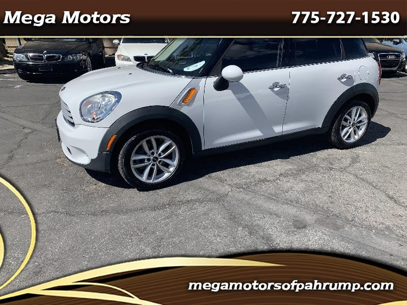 2013 MINI Countryman Cooper FWD