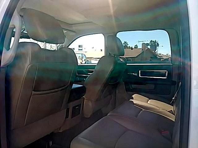 RAM 3500 Laramie Mega Cab 4WD 2011