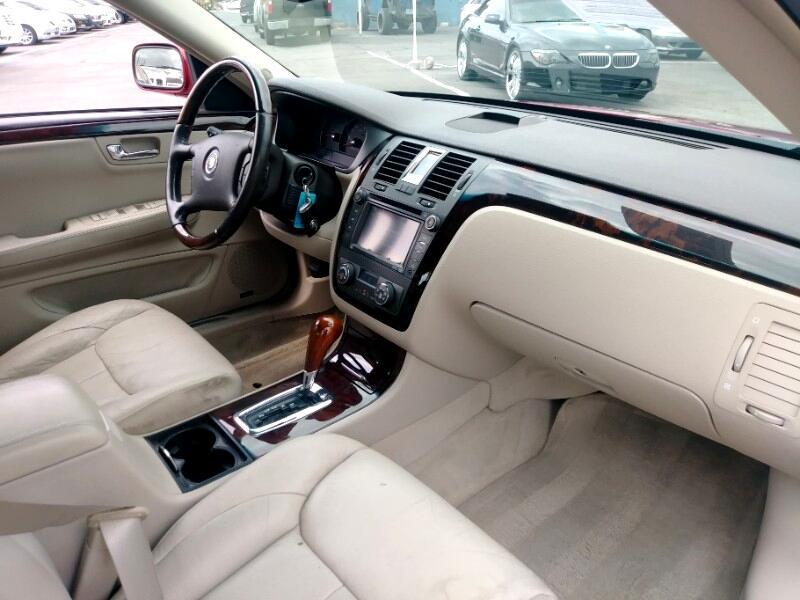 Cadillac DTS Performance 2009