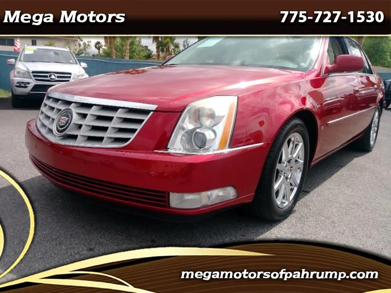 Cadillac DTS Performance 2009
