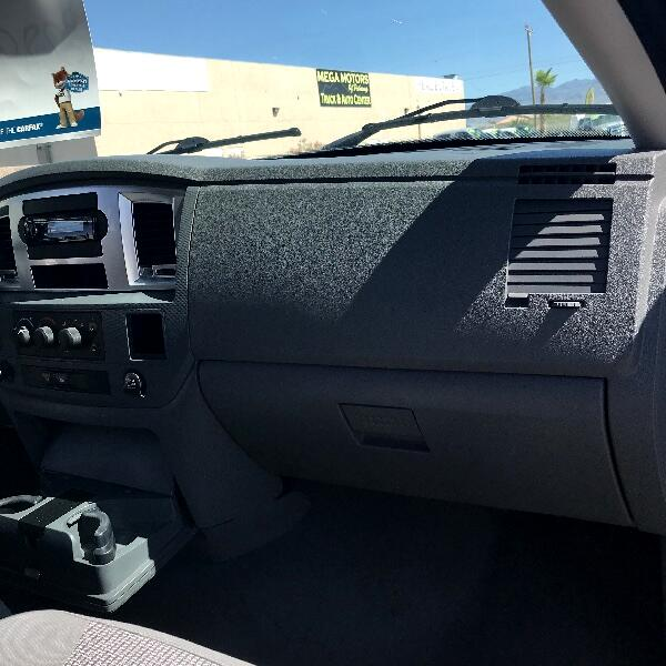 2009 Dodge Ram 3500 Laramie Mega Cab 4WD DRW