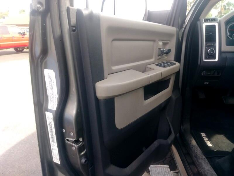 2010 RAM 3500 Laramie Crew Cab LWB 4WD