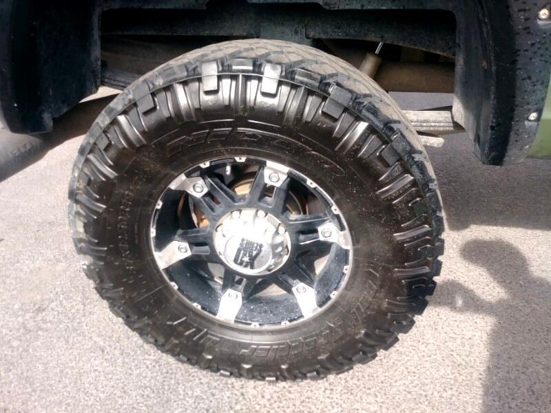 RAM 3500 Laramie Crew Cab LWB 4WD 2010
