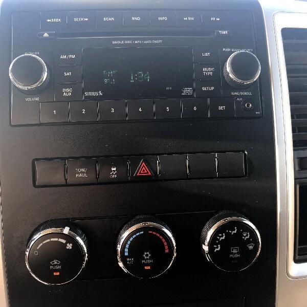 2012 RAM 1500 SLT Quad Cab 4WD