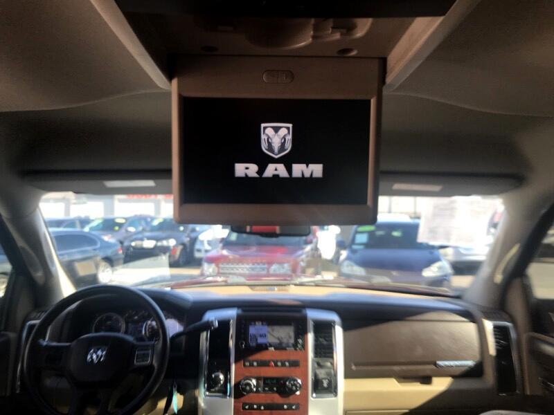 RAM 3500 Laramie Crew Cab LWB 4WD DRW 2012