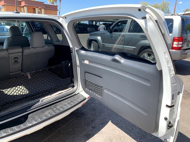 2012 Toyota RAV4 EV FWD 4dr (Natl)