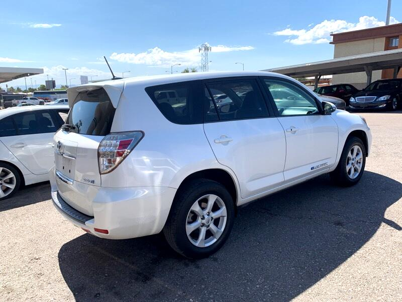 Toyota RAV4 EV FWD 4dr (Natl) 2012