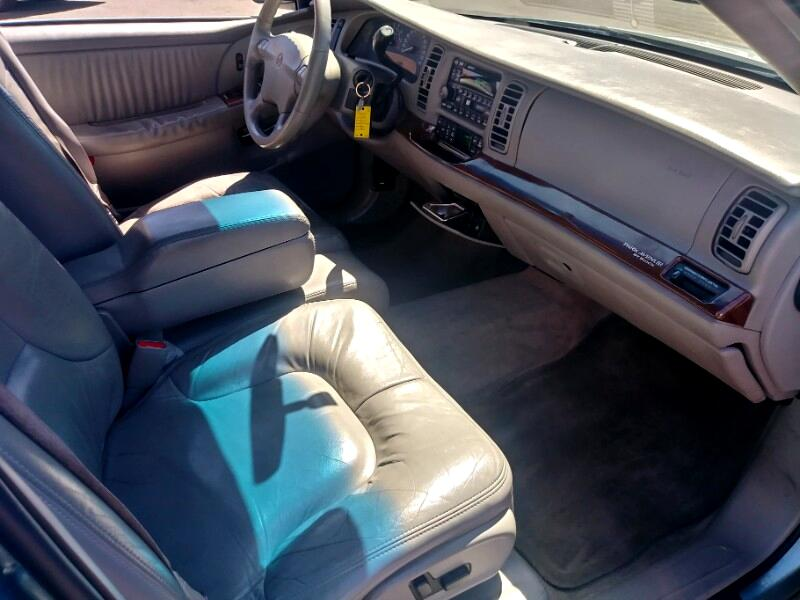 Buick Park Avenue Sedan 2003
