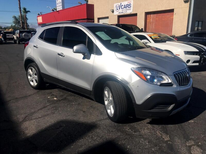 Buick Encore FWD 4dr 2016