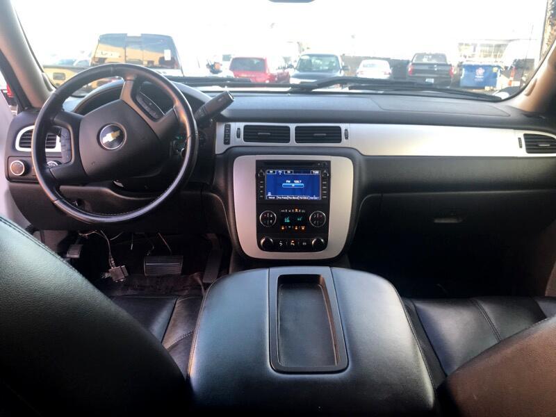 Chevrolet Silverado 3500HD LTZ Crew Cab  4WD 2011