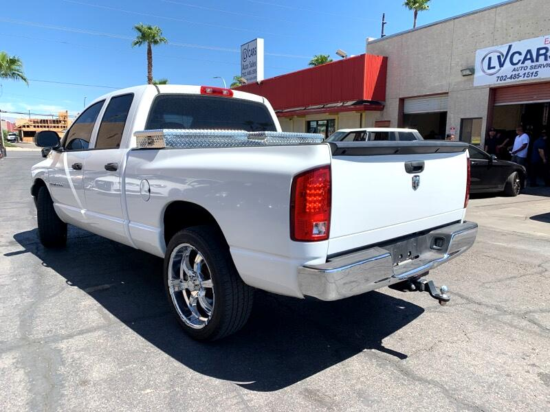 Dodge Ram 1500 Laramie Quad Cab Short Bed 2WD 2007