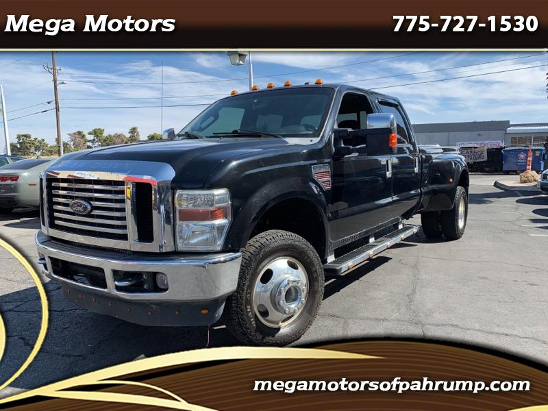 Ford F-350 SD Lariat Crew Cab Long Bed 4WD 2009