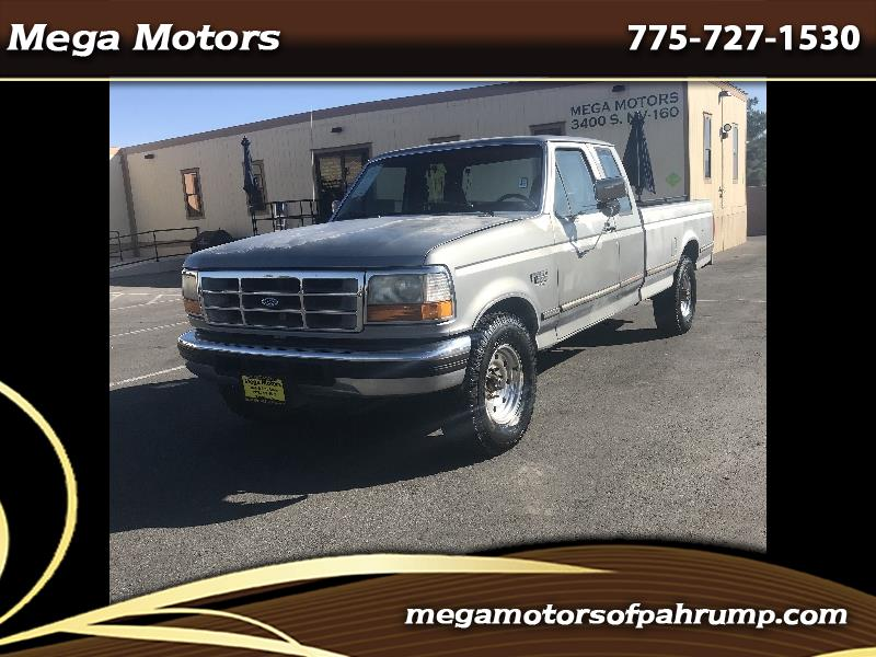 1995 Ford F-250 HD S SuperCab 2WD