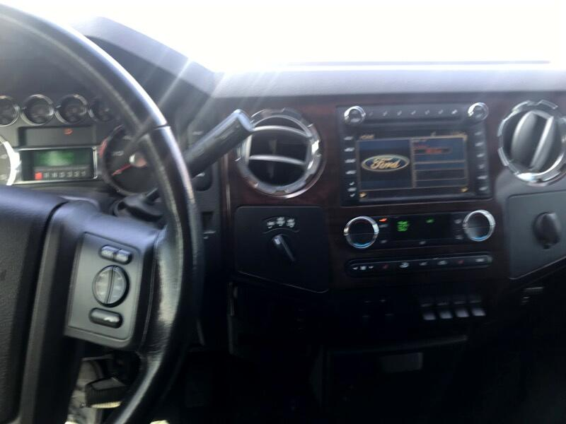 Ford F-350 SD Lariat Crew Cab DRW 4WD 2010