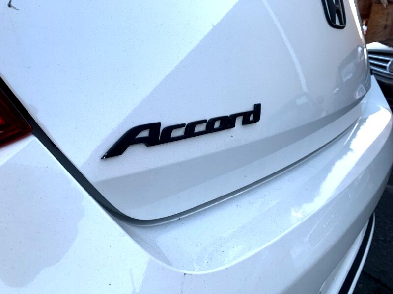 2013 Honda Accord EX-L V6 Coupe AT