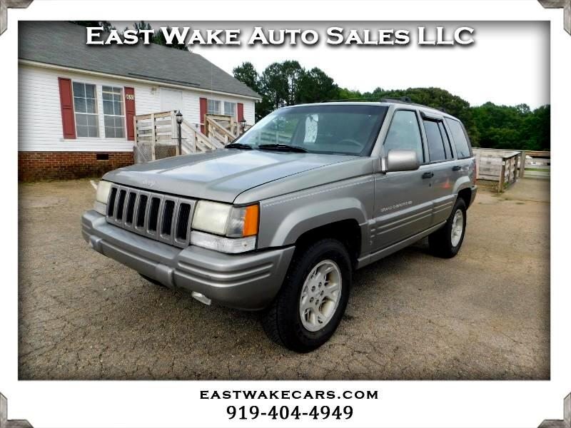 1998 Jeep Grand Cherokee Limited 2WD