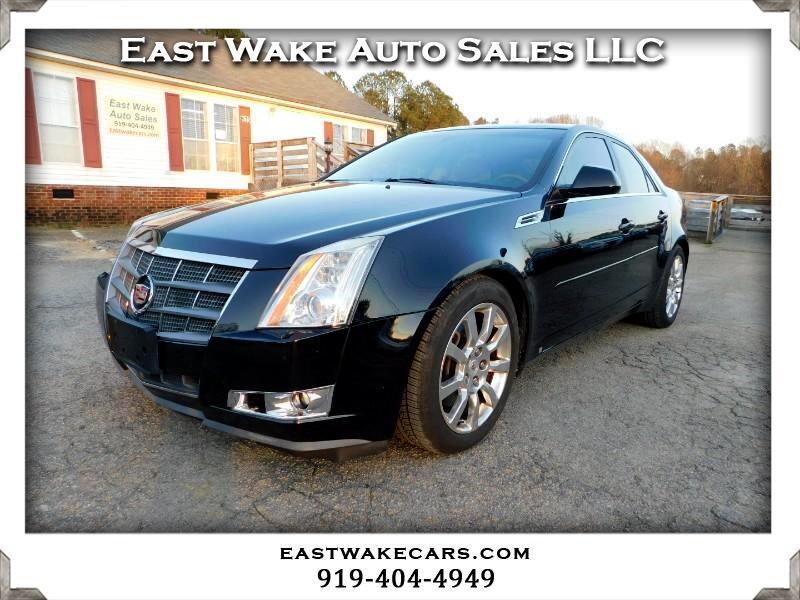 2008 Cadillac CTS 3.6L SIDI with Navigation