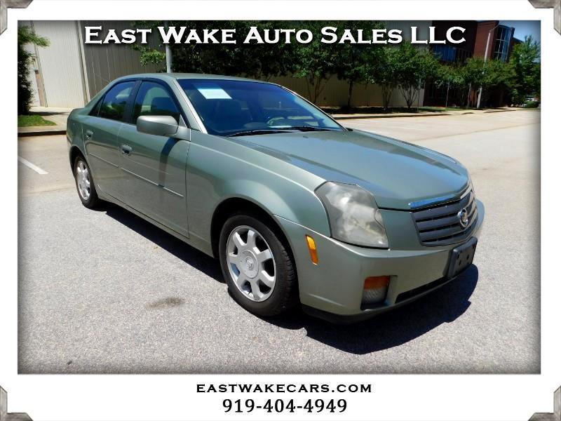 2004 Cadillac CTS 3.6L Luxury RWD