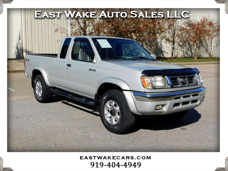 Nissan Frontier XE V6 King Cab 4WD 1999