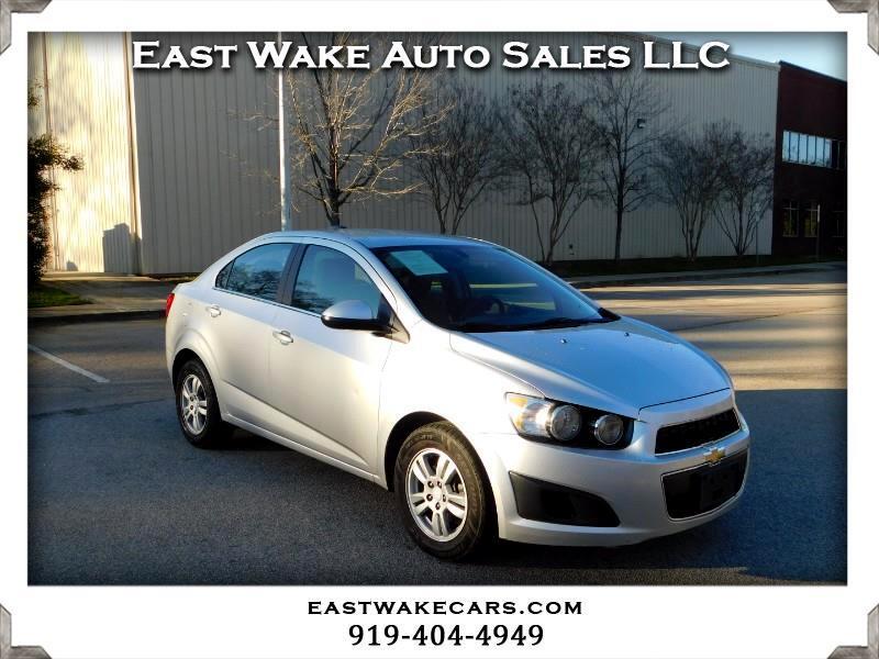 Chevrolet Sonic LT Auto Sedan 2016