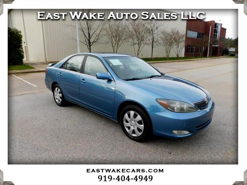Toyota Camry 4dr Sdn SE Manual (Natl) 2002