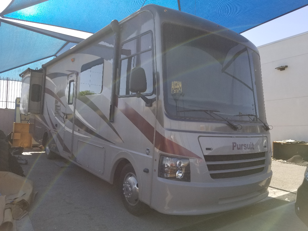 2014 Ford Stripped Chassis Motorhome Base