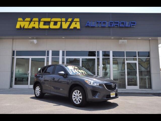 2014 Mazda CX-5 FWD 4dr Auto Sport