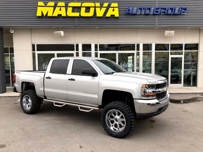 2018 Chevrolet Silverado 1500 LS Crew Cab Long Box 4WD