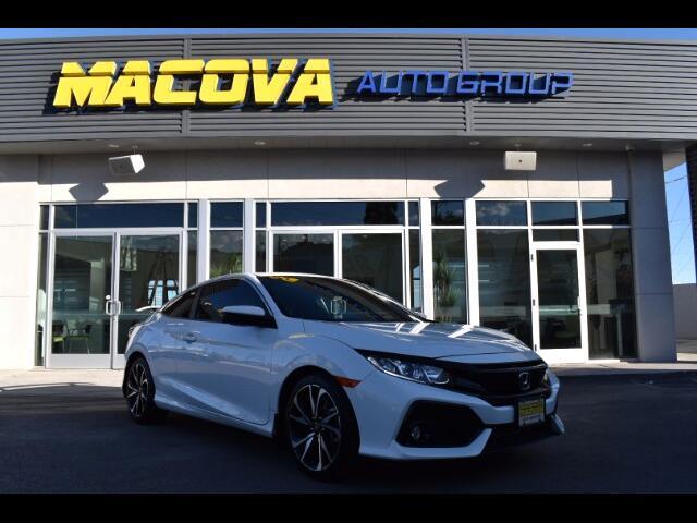 2018 Honda Civic EX-T Coupe 6M