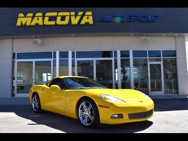 2009 Chevrolet Corvette Coupe LT1
