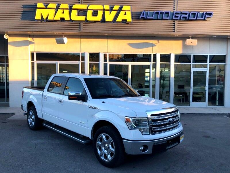 2014 Ford F-150 Lariat Limited SuperCrew 5.5-ft. Bed 2WD