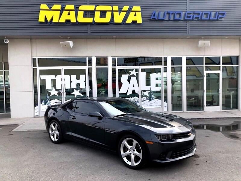 2014 Chevrolet Camaro 1SS Coupe