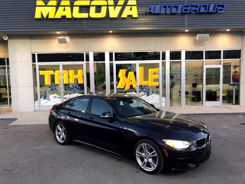 2015 BMW 4-Series Gran Coupe 435i