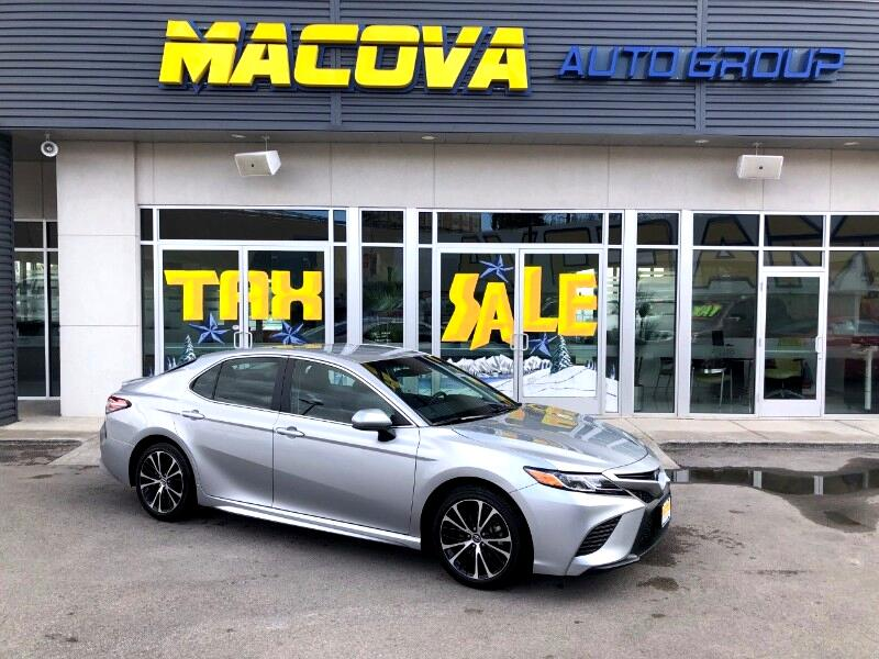 2018 Toyota Camry 4dr Sdn I4 Auto SE Sport Limited Edition (Natl)