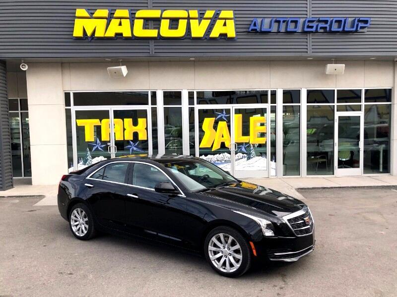 2017 Cadillac ATS 2.0L Standard RWD