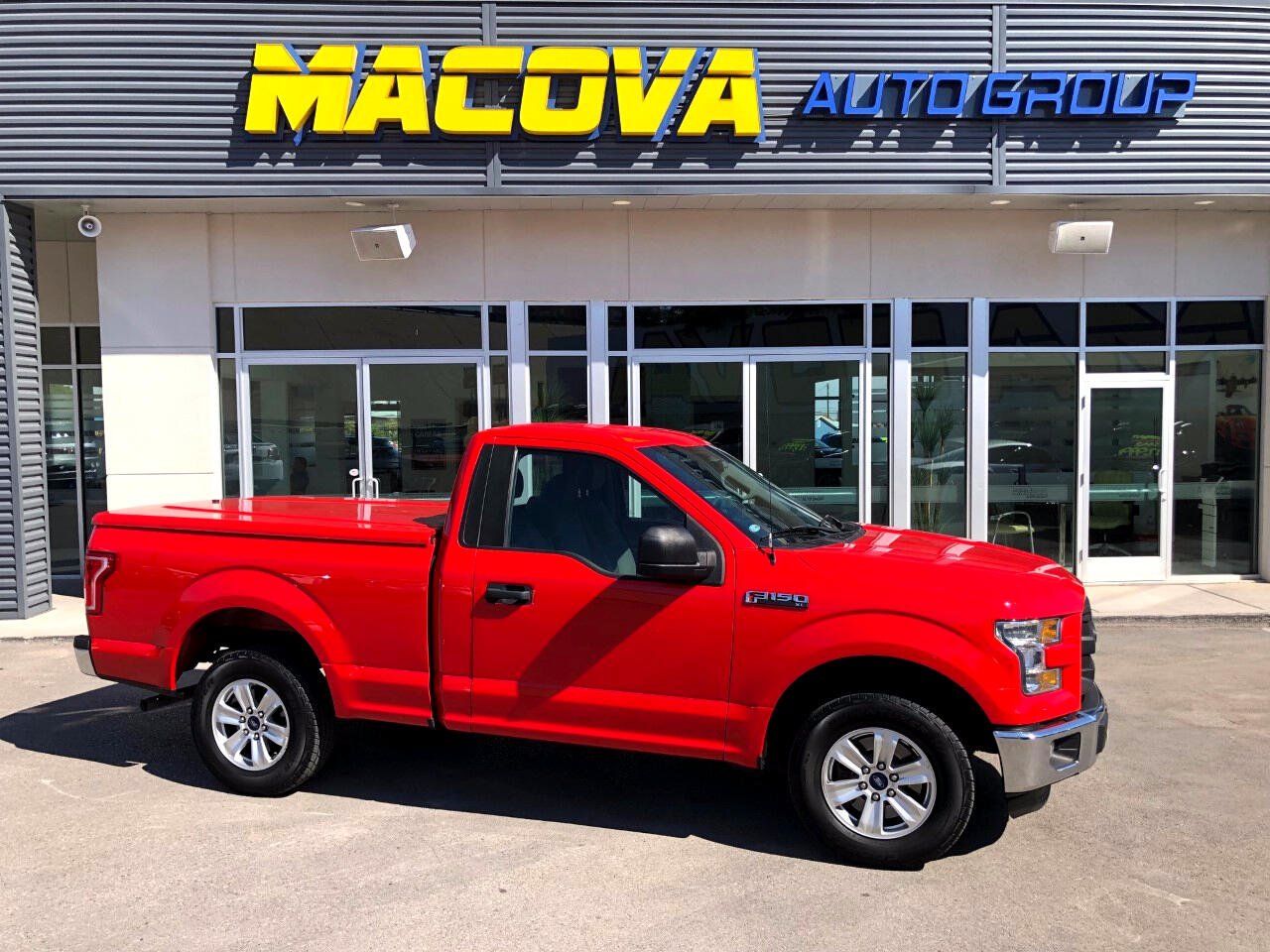 Ford F-150 XL 6.5-ft. Bed 2WD 2016