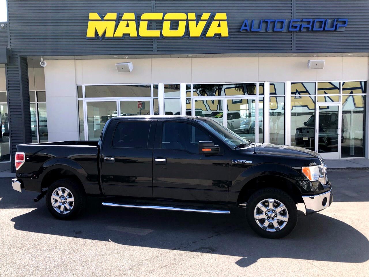 Ford F-150 XLT SuperCrew 5.5-ft. Bed 2WD 2013