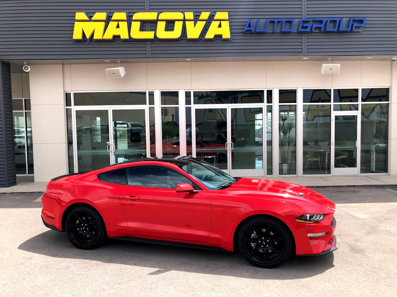 Ford Mustang EcoBoost Coupe 2018
