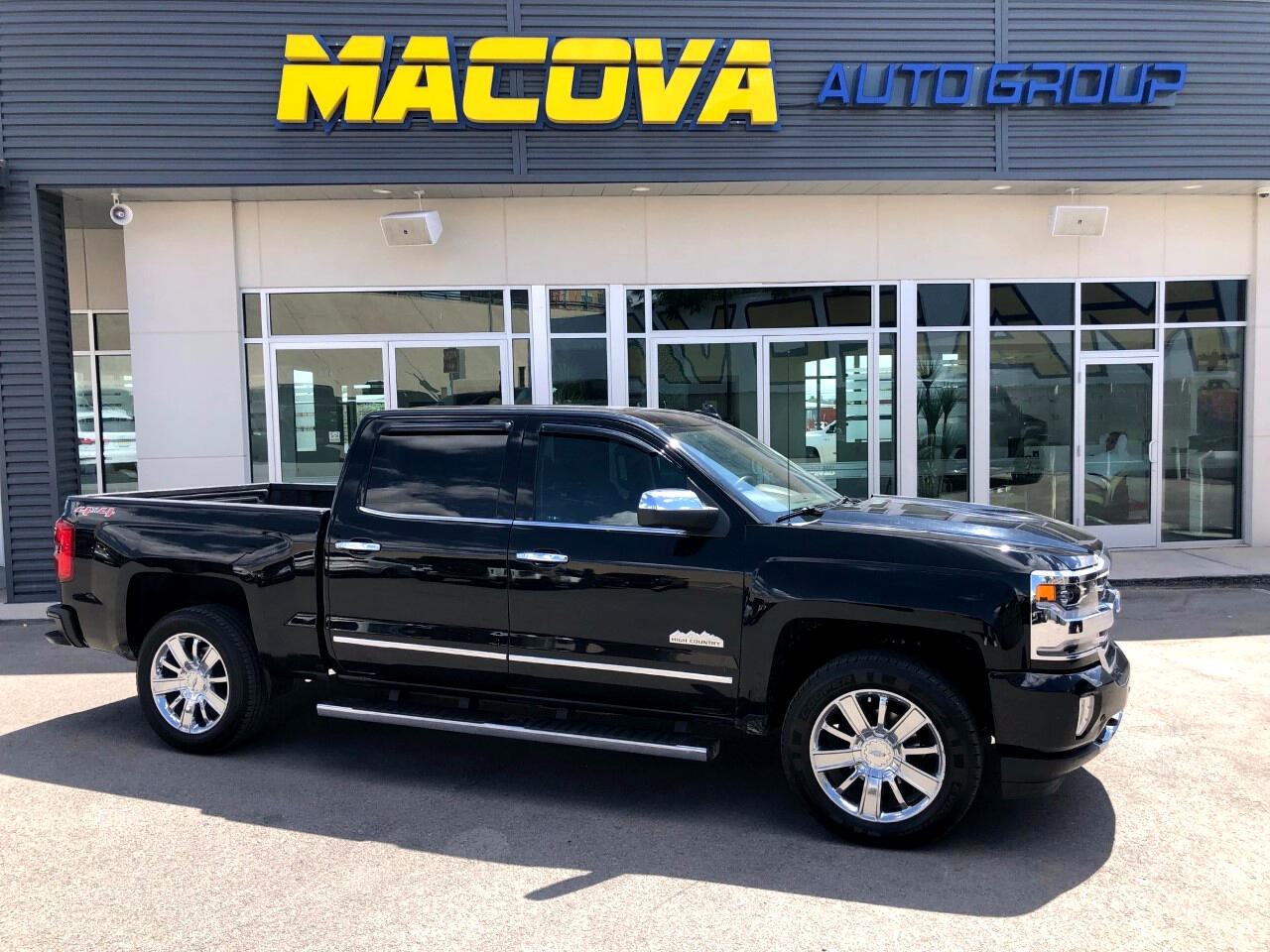 Chevrolet Silverado 1500 High Country Crew Cab Short Box 4WD 2016