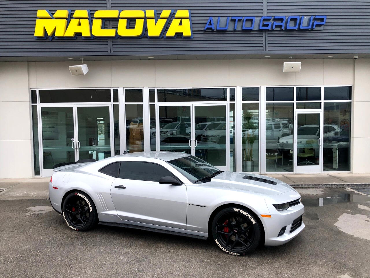Chevrolet Camaro 1SS Coupe 2015