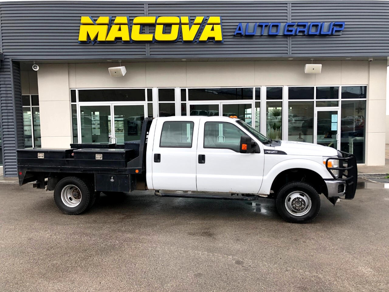Ford F-350 SD XL Crew Cab Long Bed DRW 4WD 2014